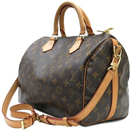 Louis Vuitton(루이비통) M40391 모노그램 캔버스 스피디 반둘리에 30 토트백 + 숄더스트랩 [부천 현대점] 이미지2 - 고이비토 중고명품