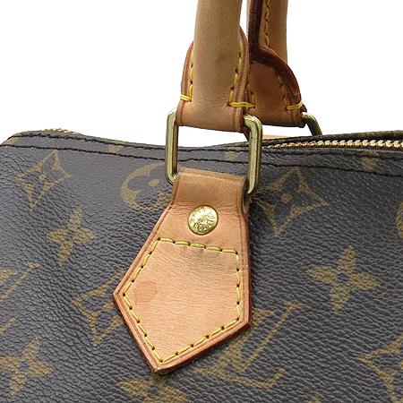 Louis Vuitton(루이비통) M40391 모노그램 캔버스 스피디 반둘리에 30 토트백 + 숄더스트랩 [부천 현대점] 이미지4 - 고이비토 중고명품