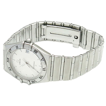 Omega(오메가)1512 30 CONSTELLATION(컨스트레이션) 스틸 남성용 시계 이미지2 - 고이비토 중고명품