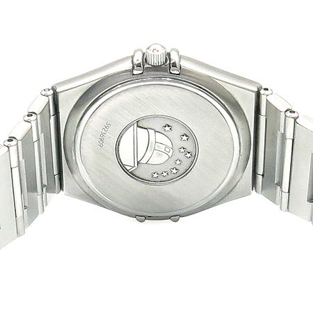 Omega(오메가)1512 30 CONSTELLATION(컨스트레이션) 스틸 남성용 시계 이미지4 - 고이비토 중고명품