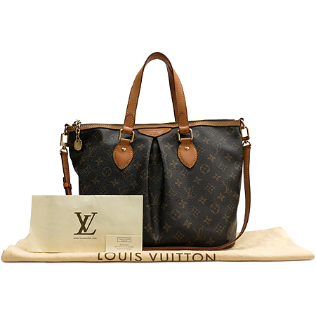 Louis Vuitton(���̺���) M40145 ���� ĵ���� �ȷ��� PM 2WAY