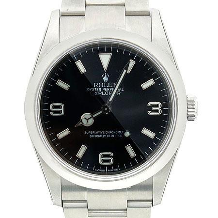 Rolex(로렉스) 114270 EXPLORER(익스플로러) 스틸 남성용 시계 이미지2 - 고이비토 중고명품