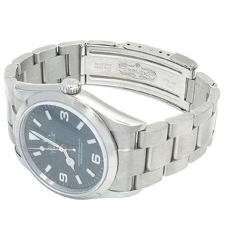 Rolex(로렉스) 114270 EXPLORER(익스플로러) 스틸 남성용 시계 이미지3 - 고이비토 중고명품
