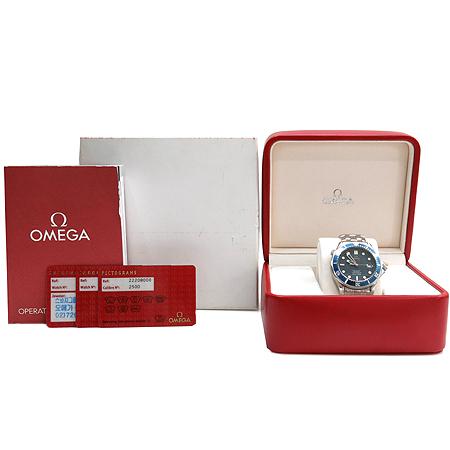 Omega(오메가) 212.30.41.20.03.001 시마스터 오토매틱 남성 시계 [명동매장]