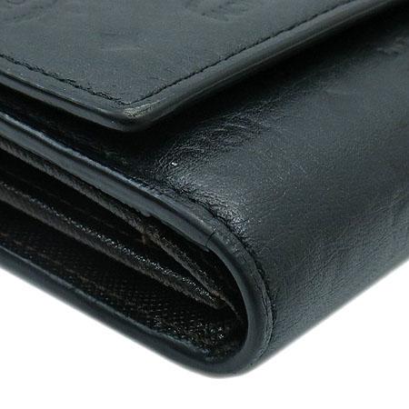 MCM(엠씨엠) MYL0AIE1EC001 은장 로고 장식 여성용 장지갑 이미지6 - 고이비토 중고명품
