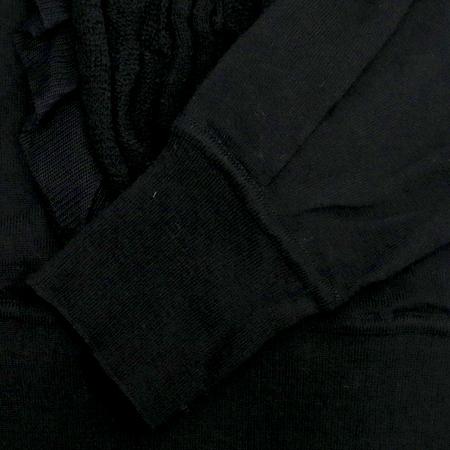 Time(타임) 블랙 컬러 니트 이미지3 - 고이비토 중고명품