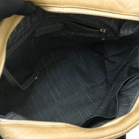 Chanel(샤넬) 빈티지 블랙 퀼팅 포르투 벨로 금장 체인 2WAY