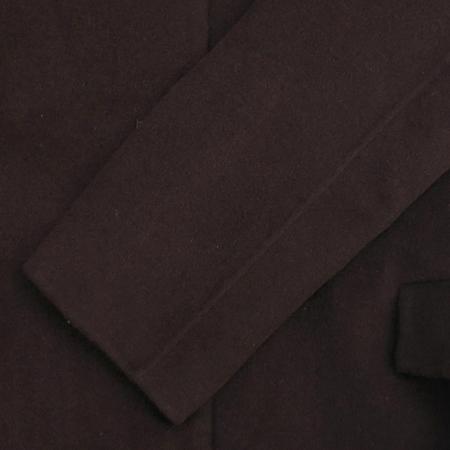 KUHO(구호) 브라운컬러 알파카 코트