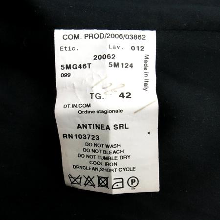 Armani COLLEZIONI(아르마니 꼴레지오니) 하운드투스 패턴 자켓 이미지4 - 고이비토 중고명품
