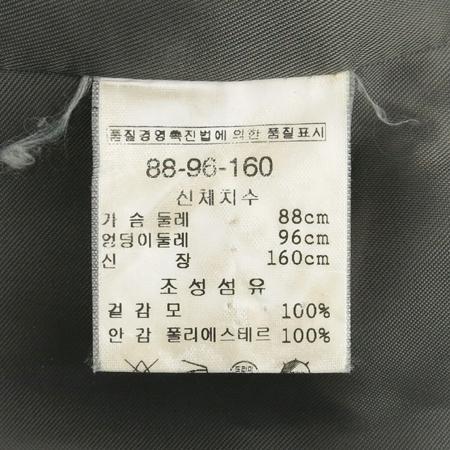 AENOC(에녹) 스트라이프 패턴 자켓