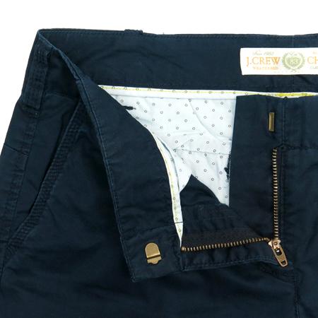 JCREW(제이크루) 네이비 컬러 치노 팬츠