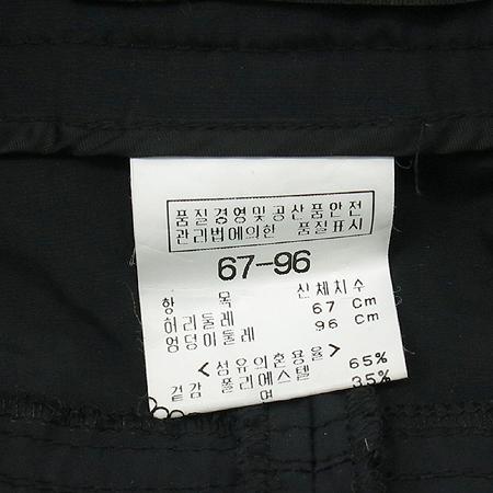 KUHO(구호) 블랙컬러 바지
