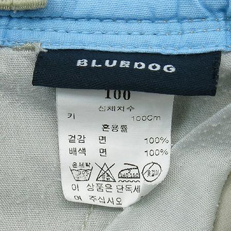 BLUEDOG(블루독) 아동용 베이지컬러 카고바지 이미지4 - 고이비토 중고명품