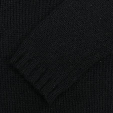 KUHO(구호) 블랙컬러 니트 이미지3 - 고이비토 중고명품