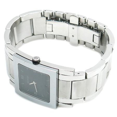 Gucci(구찌) 7900M TIMEPIECES 사각프레임 스틸 남성용 시계 이미지2 - 고이비토 중고명품