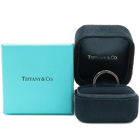Tiffany(티파니) 21833029 18K 화이트골드 아틀라스 4MM 밴드 링 반지-16호 [동대문점]