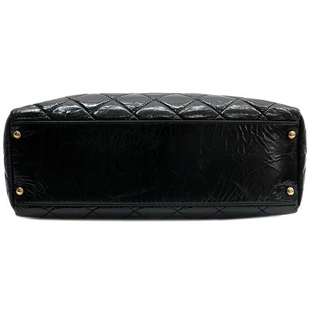Chanel(샤넬) 2.55 빈티지 블랙 레더 2WAY [압구정매장] 이미지5 - 고이비토 중고명품