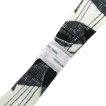 RENOMA(레노마) 블랙, 화이트컬러 3피스 수영복