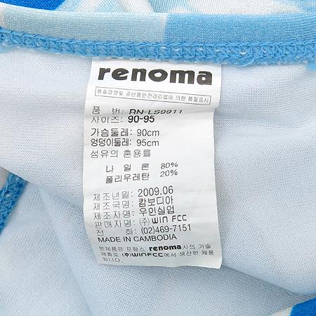 RENOMA(레노마) 블루컬러 3피스 수영복 이미지6 - 고이비토 중고명품