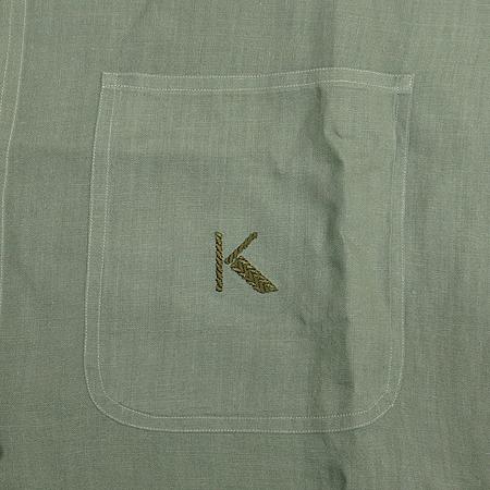 KRIZIAUOMO(크리지아워모) 카키컬러 마남방 [대구반월당본점] 이미지3 - 고이비토 중고명품