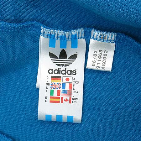 Adidas(아디다스) 블루컬러 트레이닝 셋트 이미지5 - 고이비토 중고명품