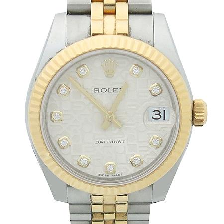 Rolex(�η���) 178273 18K �� 10����Ʈ ���̾� ��ǻ���� DATEJUST(����Ʈ ��Ʈ) ���� ������� �ð�