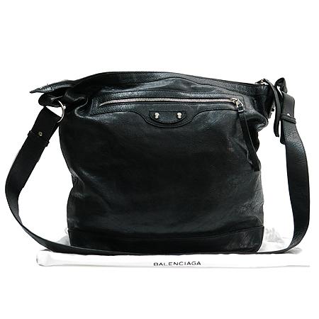 Balenciaga(발렌시아가) 272409 블랙 빈티지 클래식 모터 커리어 크로스백