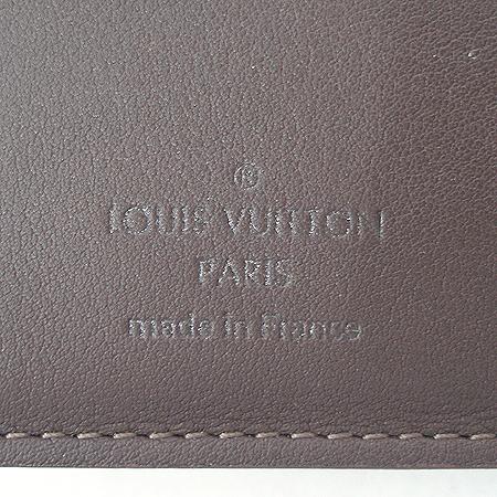 Louis Vuitton(루이비통) N63125 다미에 앙피니 멀티플 월릿 반지갑 이미지3 - 고이비토 중고명품