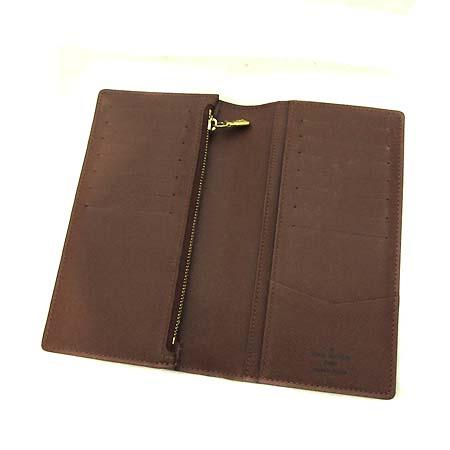 Louis Vuitton(루이비통) M60252 모노그램 캔버스 콜롬버스 장지갑 [부천 현대점] 이미지2 - 고이비토 중고명품
