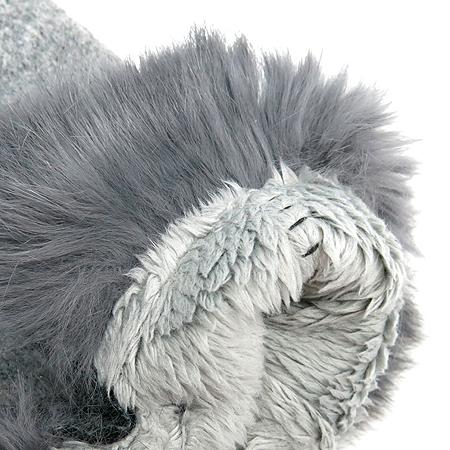 Louis_Quatorze(루이까또즈) 로즈 메탈 로고 양가죽 여성 장갑 이미지4 - 고이비토 중고명품