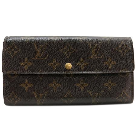 Louis Vuitton(루이비통) M61734 모노그램 캔버스 사라 월릿 장지갑