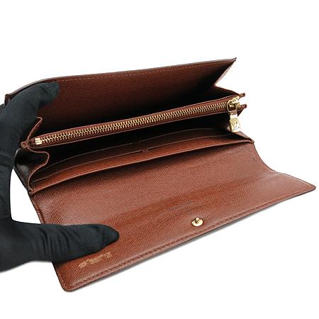 Louis Vuitton(루이비통) M61734 모노그램 캔버스 사라 월릿 장지갑 이미지2 - 고이비토 중고명품