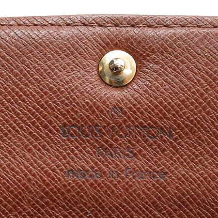 Louis Vuitton(루이비통) M61734 모노그램 캔버스 사라 월릿 장지갑 이미지4 - 고이비토 중고명품