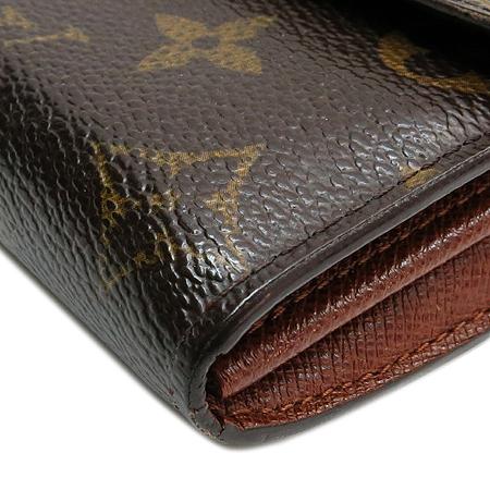 Louis Vuitton(루이비통) M61734 모노그램 캔버스 사라 월릿 장지갑 이미지6 - 고이비토 중고명품