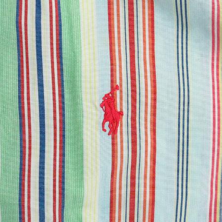 Polo Ralphlauren(폴로) 스트라이프 패턴 남방