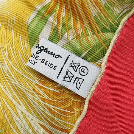 Ferragamo(페라가모) 100% 실크 스카프 이미지5 - 고이비토 중고명품
