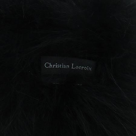 ChristianLacroix(크리스챤 라끄르와) 100% 여우털 퍼