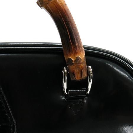 Gucci(구찌) 003 2058 블랙 패브릭 외줄 백팩 이미지4 - 고이비토 중고명품