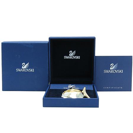 Swarovski(스와로브스키) 1035247 크리스탈 물고기 장식 브로치