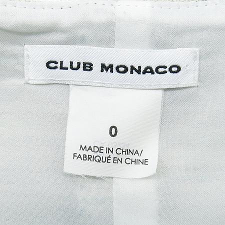 CLUB MONACO(클럽모나코) 마혼방 H라인 스커트