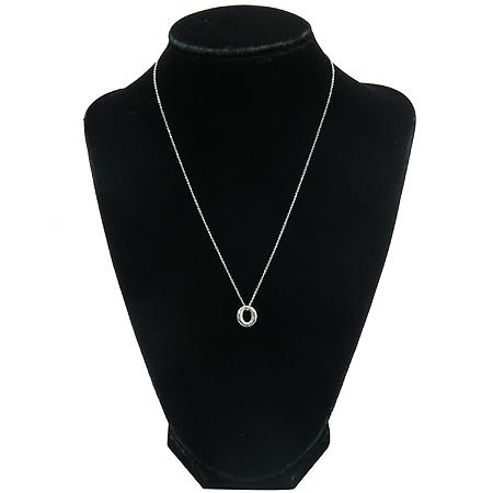 Tiffany(티파니) PT950(플래티늄) ELSA PERETI(엘사 페레티) SEVILLANA(세빌라나) 목걸이