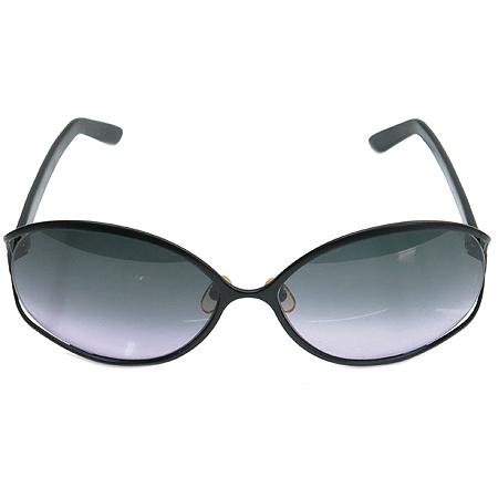 GIVENCHY(지방시) SGV138  측면 로고 장식 선글라스 이미지3 - 고이비토 중고명품