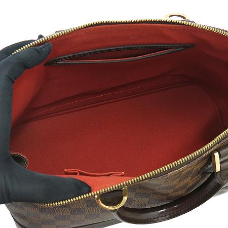 Louis Vuitton(루이비통) N51131 다미에 캔버스 에벤 알마 토트백
