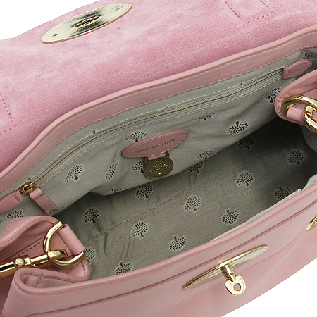 MULBERRY(멀버리) HH1768 핑크 버팔로 레더 알렉사 2WAY [압구정매장]