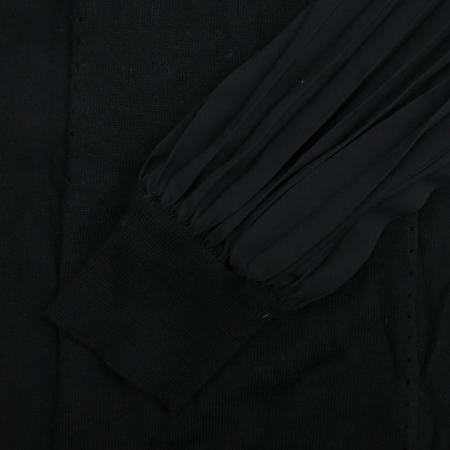 BLU:PEPE(블루페페) 블랙컬러 니트