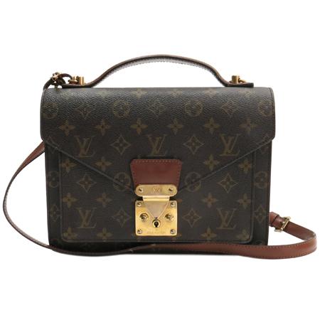 Louis Vuitton(루이비통) M51187 모노그램 캔버스 몽소 2WAY