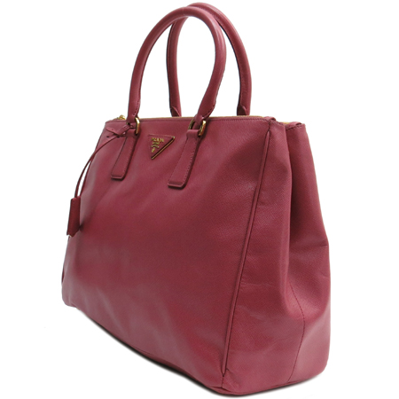 Prada(프라다) BN1786 핑크 사피아노 럭스 토트백  [대구반월당본점] 이미지3 - 고이비토 중고명품