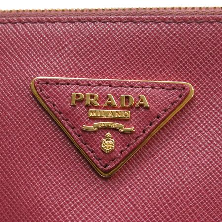 Prada(프라다) BN1786 핑크 사피아노 럭스 토트백  [대구반월당본점] 이미지4 - 고이비토 중고명품