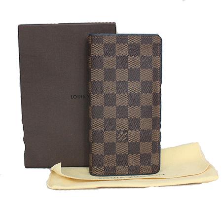 Louis Vuitton(루이비통) N63168 다미에 에벤 캔버스 브라짜 월릿 장지갑 [명동매장]