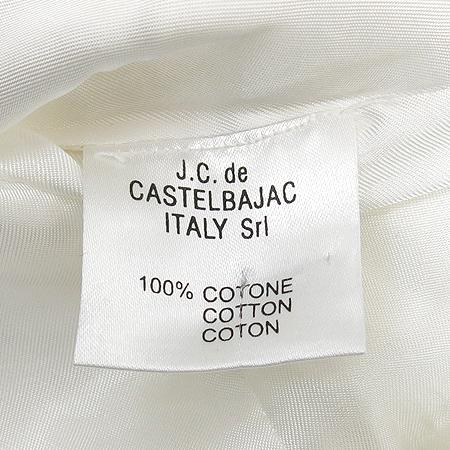 Castel bajac(까스텔바작) 화이트컬러 자켓